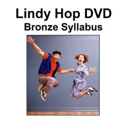 Lindy Hop Bronze DVD