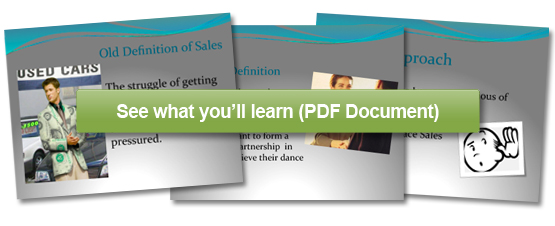 See What You'll Learn (PDF Document)