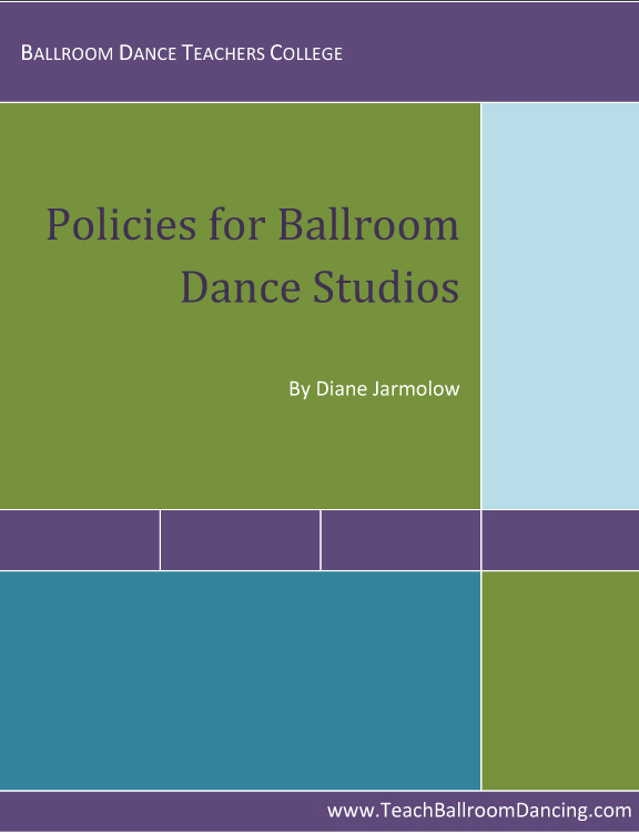 Policies for Ballroom Dance Studios