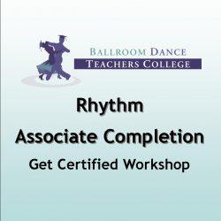 Asscoiate Completion Rhythm