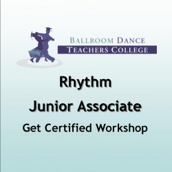 Jr Associate Rhythm